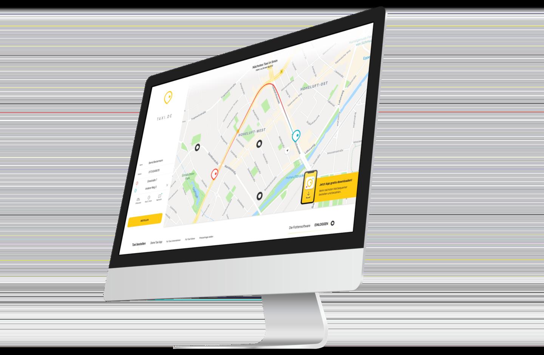 c5da43e2a7b3a1 Taxi bestellen - einfach online oder bequem per App